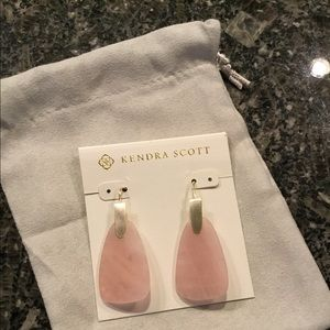 Kendra Scott Rose Marty Earrings